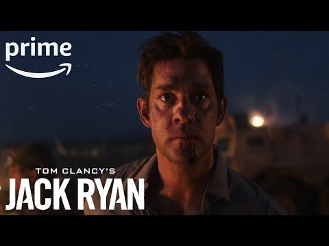 Tom Clancy's Jack Ryan Super Bowl Trailer