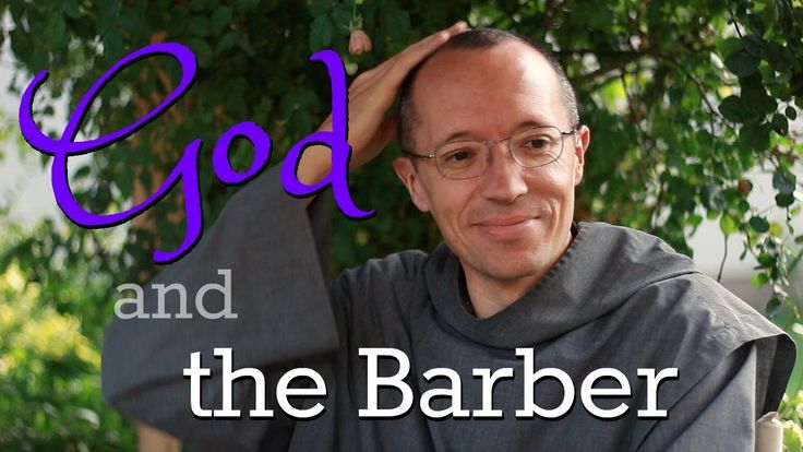 Sometimes you go to the barber to get your hair cut. And sometimes you go there let your faith get stronger :)! This is our new video, made for you with love. Get inspired, friends! Fr. Luc