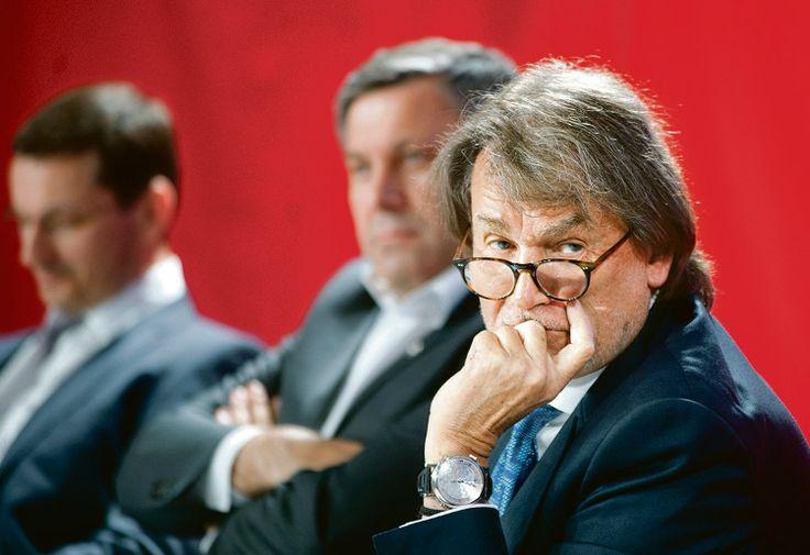 Jan Kulczyk, właściciel Kulczyk Investments. Fot. Marek Wiśniewski