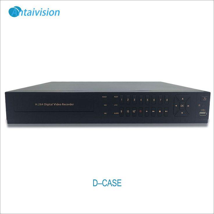 [HS-GL-5508TD(∗)] 8 Channel Surveillance Security DVR for IP Cameras