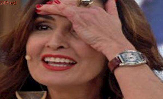 Fátima Bernardes é surpreendida em seu programa com rap sobre a sua solteirice