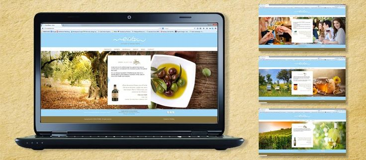 ThinkBAG designed and developed the new website of EVIVA Stores.