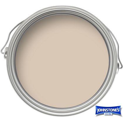 Johnstone 39 s kitchen bathroom mid sheen paint seashell - Eggshell paint in bathroom ...