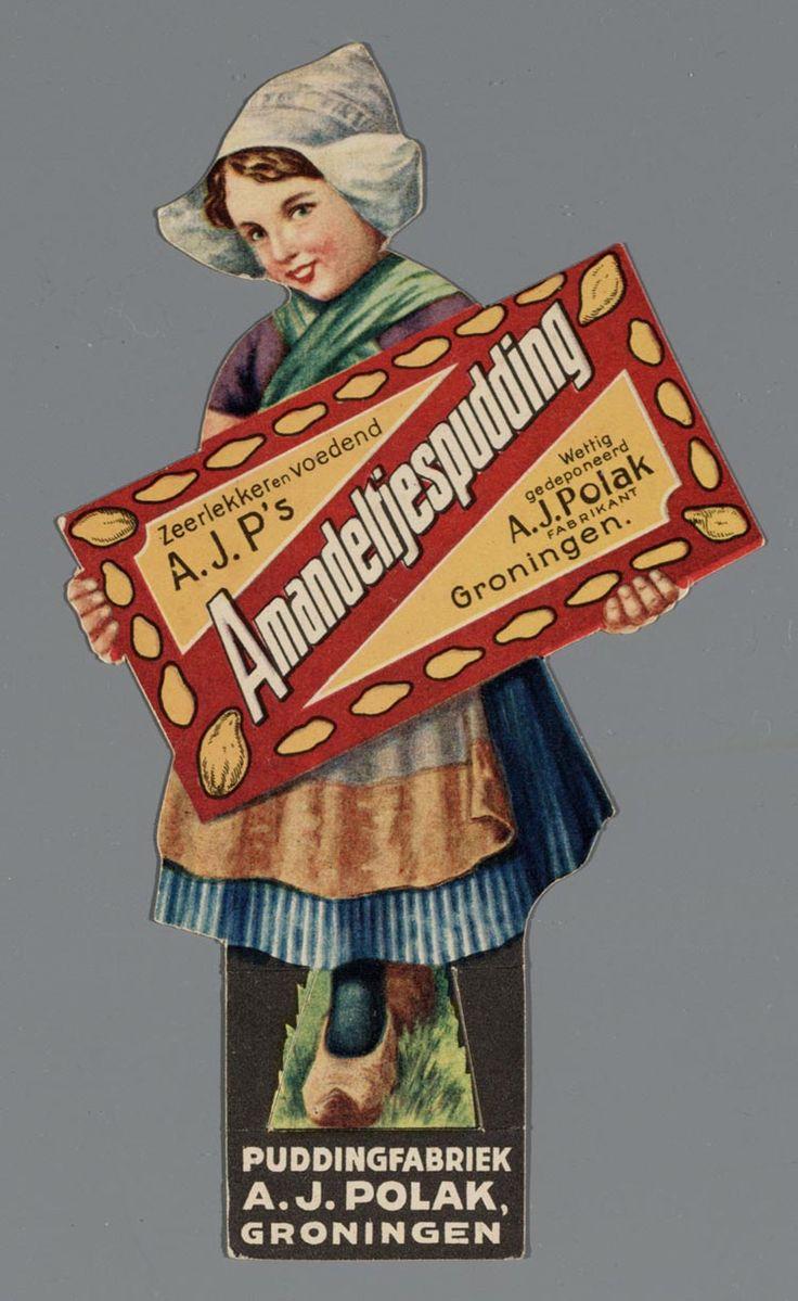 Voormalig Puddingfabriek A.J. Polak Groningen