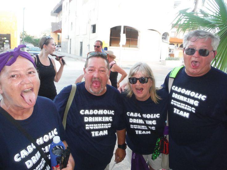 CABOHOLIC Drinking Team