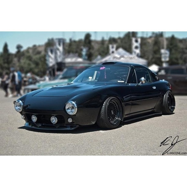 Dat miata! #mazda #miata #stancenation - taken by @stancenation - via http://instagramm.in