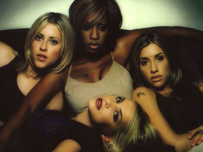 All Saints: a great 90's girl band. They only released one album, but it's very good music. I listen to this CD a lot.
