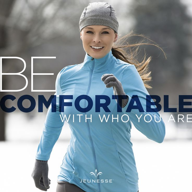 Be comfortable with who you are.  -  https://amroud.jeunesseglobal.com/en-US/