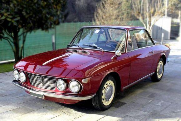 Lancia Fulvia S1 Coupe 1966.