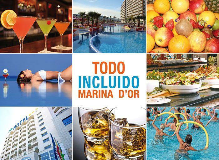 Oferta Todo Incluido en Marina d'Or! Más información en http://www.marinador.com/es/ofertas/todo-incluido-marina-dor