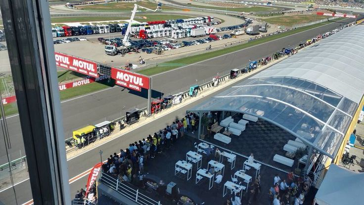 Evento moto GP. Belinda Duart.