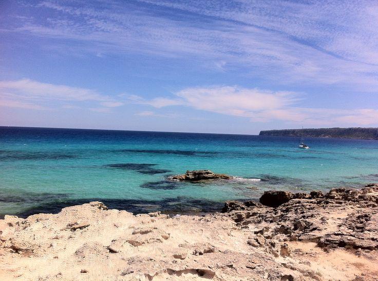 Rientrati ieri da #Formentera una settimana qui va via troppo presto...