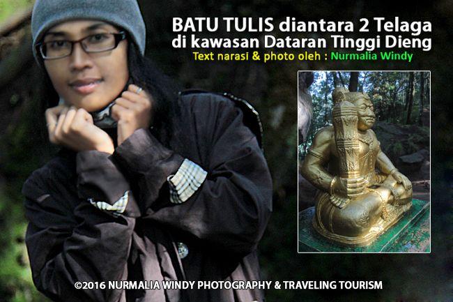 Nurmalia Windy - Fotografer Purwokerto | Windygraphy | Fotografer Wedding | Fotografer Prewedding: BATU TULIS diantara 2 Telaga, di kawasan dataran t...