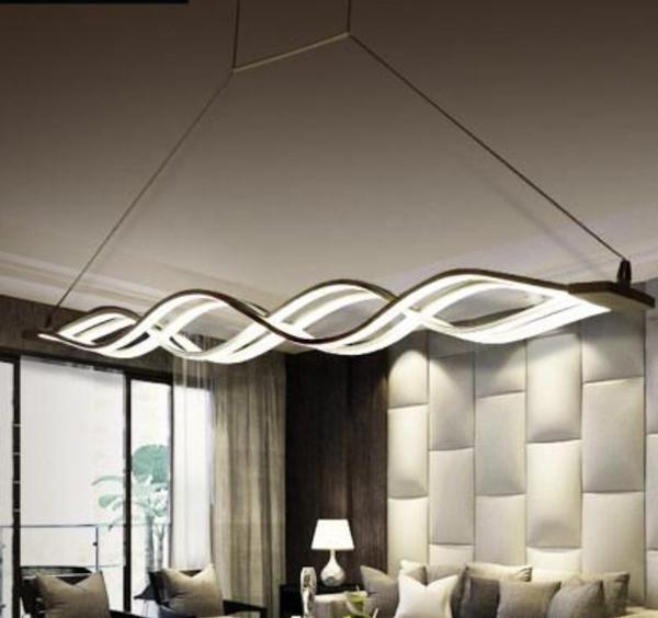 Wave Lustre En 2020 Lustre Blanc Lustre Design Et Decoration
