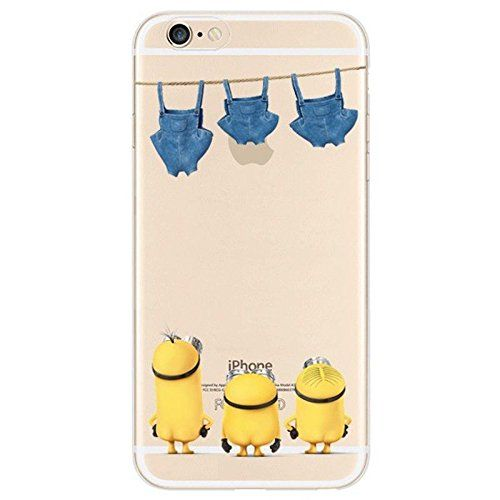 iPhone 5S Case,iPhone 5 Case Pannovo Despicable Me Minions Case for iPhone 5 iPhone 5S Soft Flexible TPU Transparent Skin Scratch-Proof Protective Case for iPhone 5 / iPhone 5S (A) Pannovo http://www.amazon.com/dp/B016WC8REK/ref=cm_sw_r_pi_dp_y-f6wb1KPK5GF