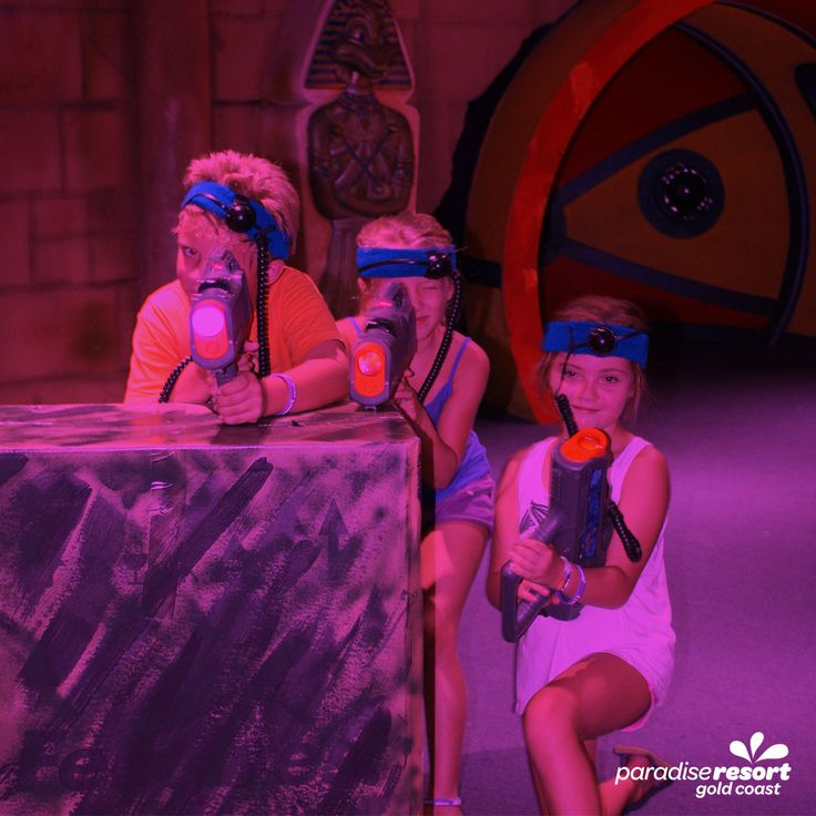Running out of ideas to entertain the kids? Looking for something different to do this school holidays? Paradise Resort has an extensive daily activity and entertainment program