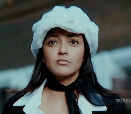 actress kajal agarwal cute expression gifs kajal