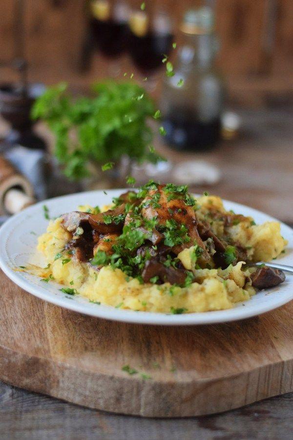 Madeira Chicken mit Kartoffelbrei (16)