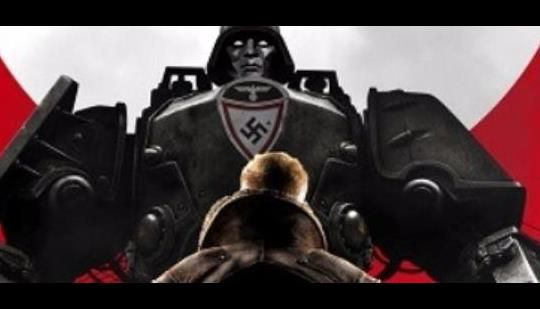 """Wolfenstein II: The New Colossus (PS4) Review   VGChartz: VGChartz's Evan Norris: """"There's a lot to love in The New Colossus: high…"""