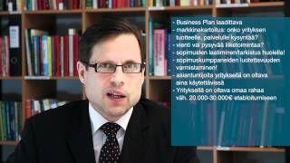 TeperiLaw - Suomen ainoa asianajotoimisto, jolla on oma kanava YouTubessa 11.12.13