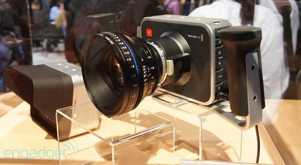 Blackmagic drops Cinema Camera price to $1,995 / Do you like the prospect of shooting 2.5K video with Blackmagic's Cinema Camera, but turn pale at spending $2,995 for the privilege? We have good news: Blackmagic just dropped the pro video camera's price to $1,995