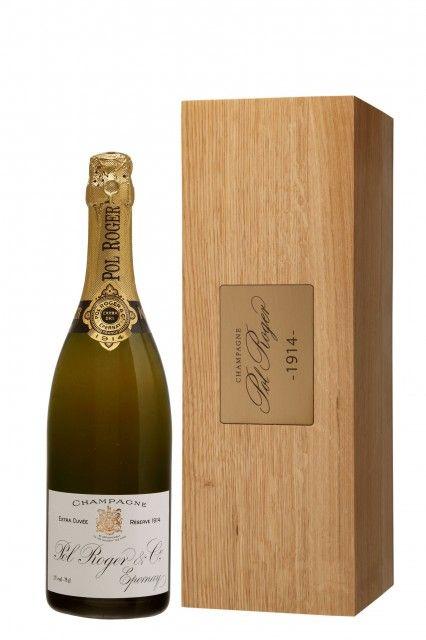 1914 Pol Roger Champagne sells for £5K