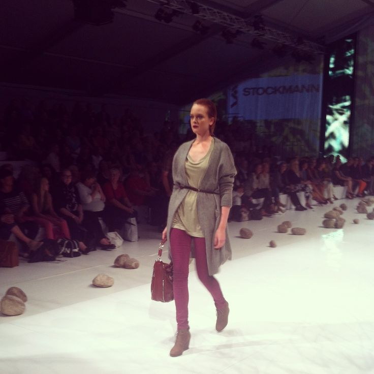 One of our outfits @ HFW