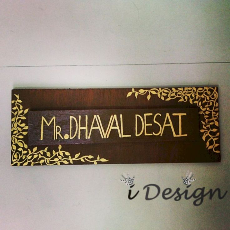 Best 25+ Door name plates ideas on Pinterest | Bedroom ...