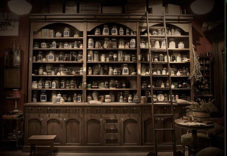 Apothecary Shop From Grimm Pinterest Shops
