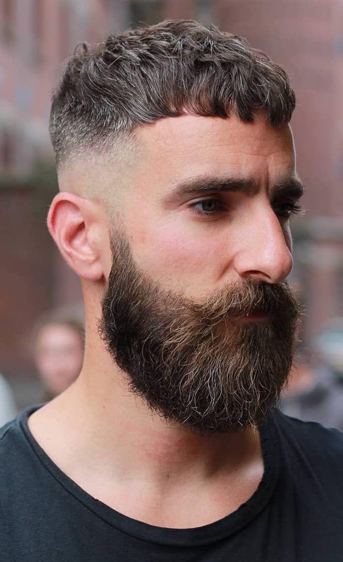 bangs and beards