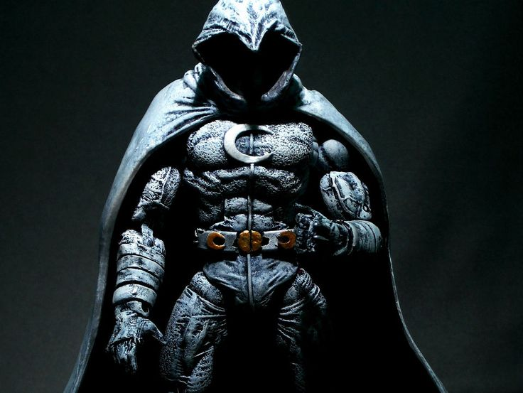 Marvel and Netflix teaming up for Moon Knight series?