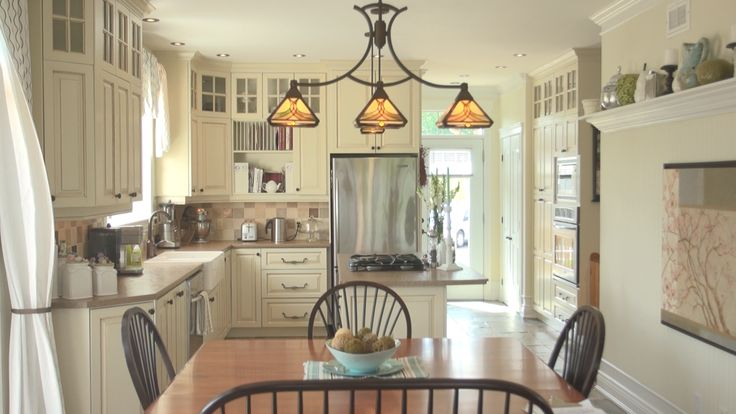 kitchen from custom home www.lbchomes.com