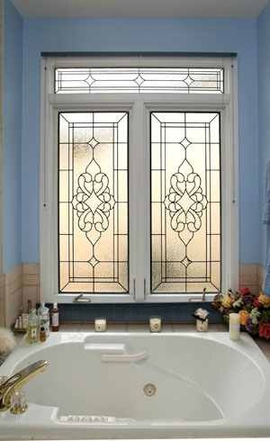 .: Stained Glass Windows, Glasses, Dream, Google Search, Bathroom Stained, Bathroom Ideas, Stained Glass Window Bathroom, Stained Glass Bathroom Window, Bathroom Windows