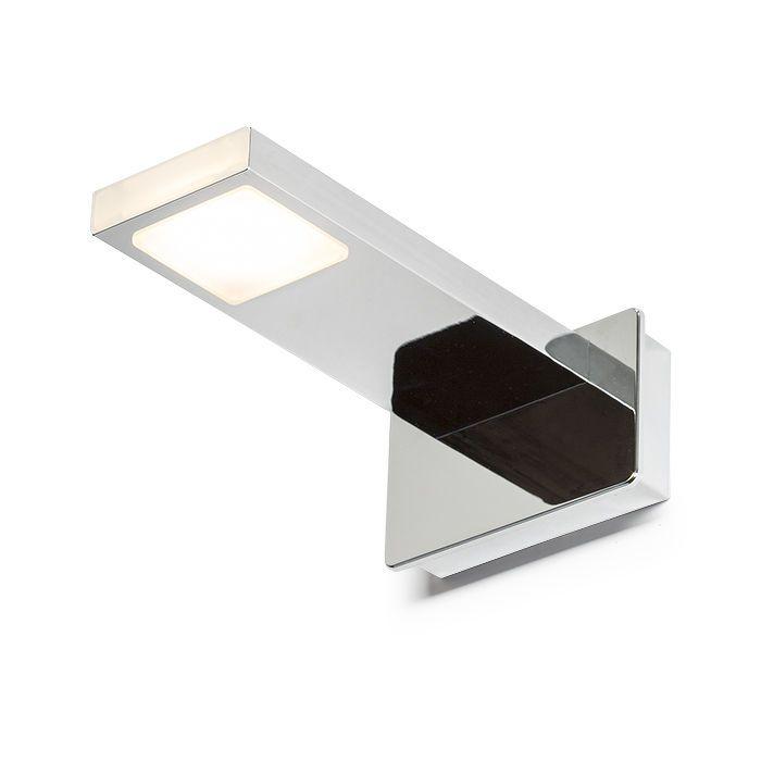 PARAGNA | rendl light studio | Bathroom wall light with LED technology. #bathroom #wall #light #LED