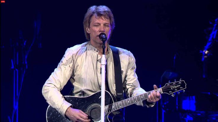 Love this!!! - Bon Jovi Cleavland 03/09/2013 Someday I'll be Saturday Night