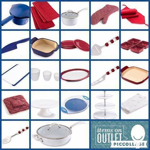 Have you visited Pampered Chef's OUTLET!  50-80% discounts on discontinued products.   Shop today:  www.pamperedchef.biz/kris