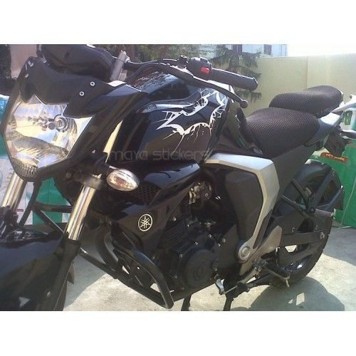 Sticker modification yamaha fz