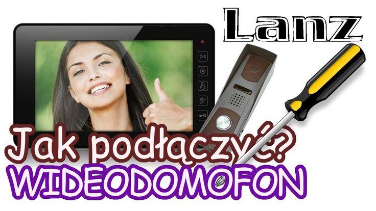 Jak podłączyć wideodomofon LANZ - Instrukcja Tutorial Napisy - LA-4720B-409GA   FILM Z NAPISAMI ! WŁĄCZ NAPISY !  Kamera ------------- - Biały (white) Audio; - Czarny (black) Masa GND; - Czerwony (red) +12V Zasilanie VCC; - Żółty (yellow) Video   Monitor CAM1 ------------------ - Biały (white) Audio AF; - Niebieski (blue) Masa GND; - Czerwony (red) +12V Zasilanie VCC+; - Żółty (yellow) Video VD