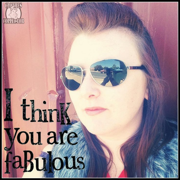 From Clothes Collector Cassie ox www.facebook.com/TheClothesCollector