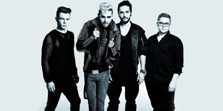 Tokio Hotel 2017 wieder auf Tour!