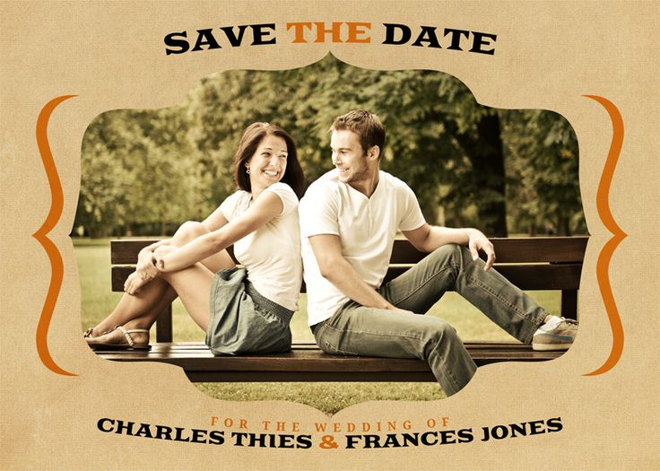Save the Date Template 18