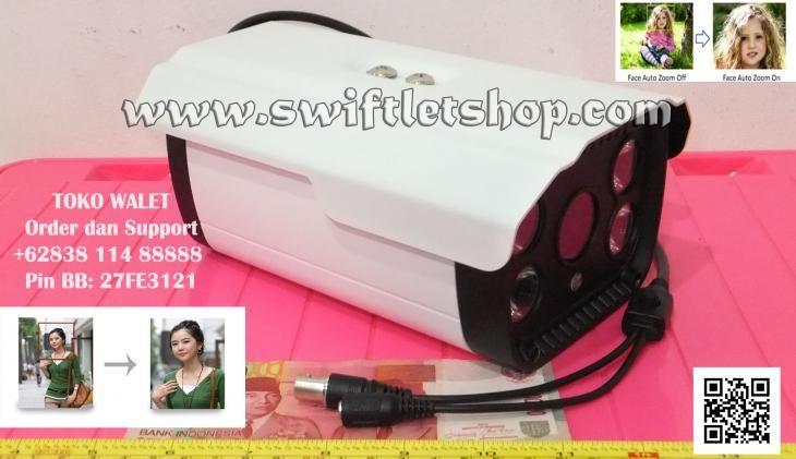 Camera CCTV SSC-MC1-7F, Sony Effio, 700TVL, IR 80m, Lens 4mm, Auto Face Detection