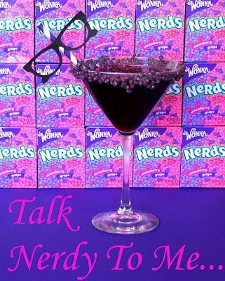 80s Themed Cocktails | Nerds cocktail, 80s party | 80's Themed Party