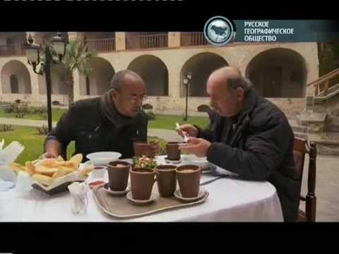 Планета вкусов. Азербайджан. Шеки, Шекинское Пити - YouTube