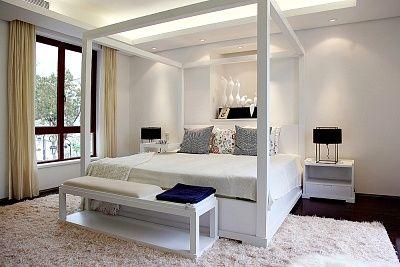 Bedroom decoration idea.