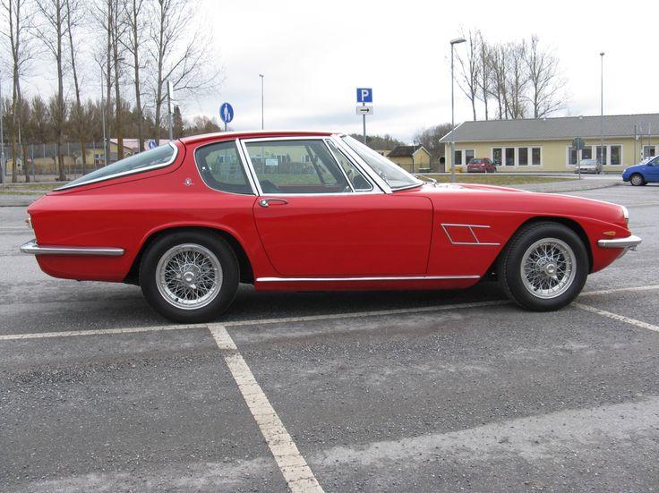 Maserati Mistral 1966