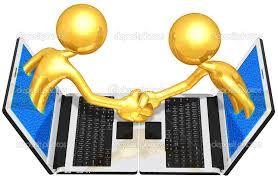 es la integración del negocio de una empresa incluyendo productos, procesos y servicios por medio del Internet. Convierte a su empresa de un negocio a un e-business cuando integra sus ventas, marketing, contabilidad, manufactura y operaciones con sus actividades en su sitio web.