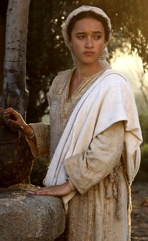"A beautiful telling of the Nativity story.---Keisha Castle-Hughes as Mary in ""The Nativity Story"""