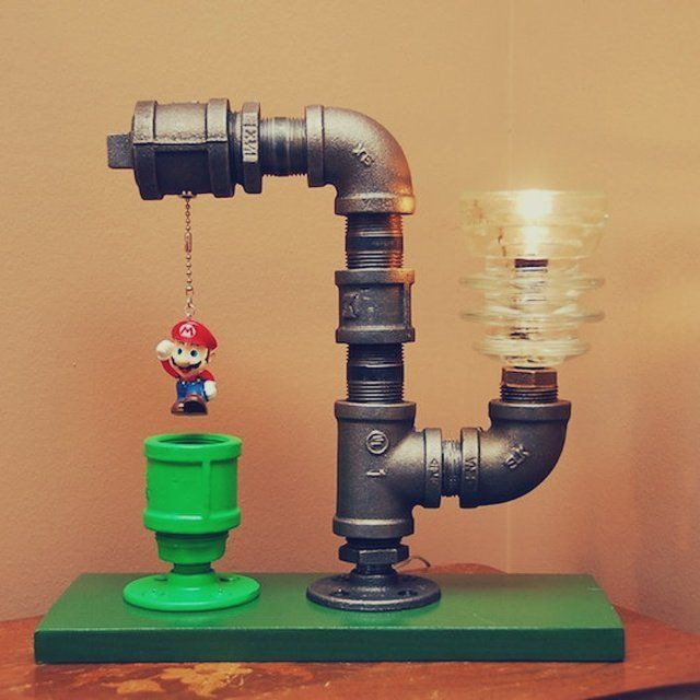 1000 images about glass insulators pipe lamps on for Pipe lamp plans