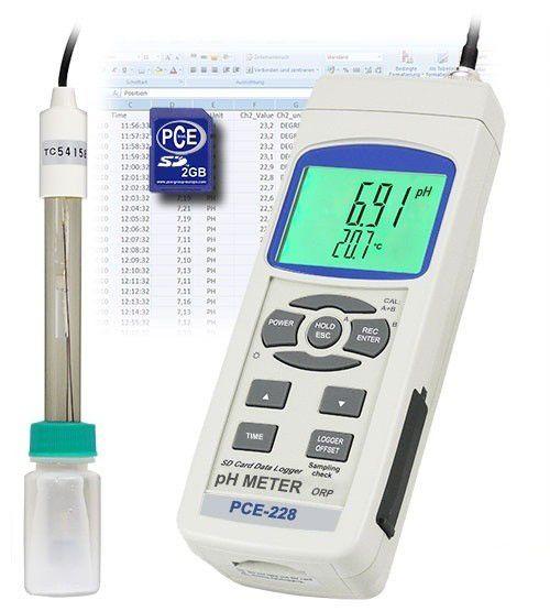 Medidores de pH, medidores de EC/TDS y Cloro y otros parámetros, todo lo necesario para medir y regular el pH, la Ec o el Cloro en aguas de acuarios, riegos, etc.